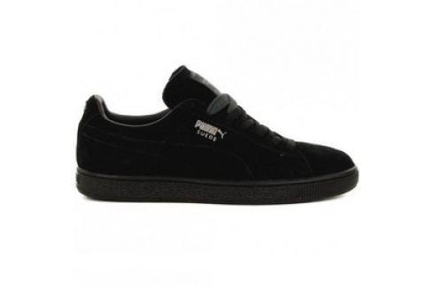 Pánské boty Puma Suede Classic+ black-dark shad Pánská obuv