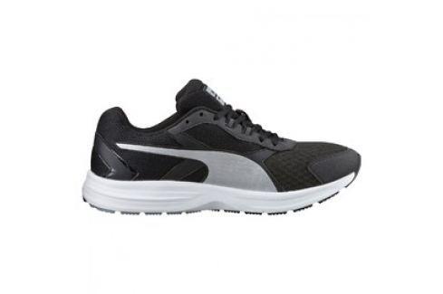 Pánské běžecké boty Puma Descendant v3 black- silve Pánská obuv