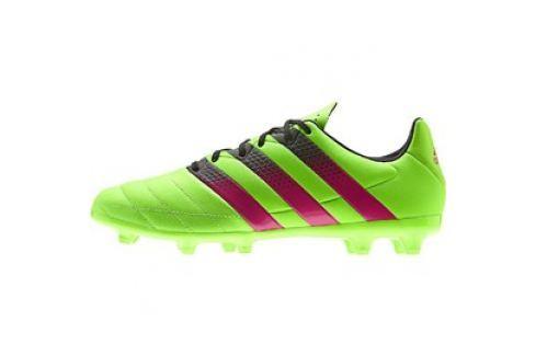 Pánské kopačky adidas ACE 16.2 FG/AG Leather Pánská obuv