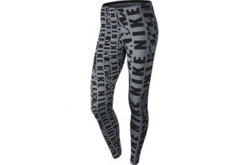 Dámské legíny Nike CLUB LEGGING-AOP Dámské kalhoty