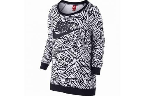 Dámské tričko Nike RALLY BF CREW-AOP Dámská trička