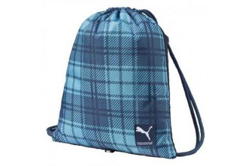 Dámská taška Puma Academy Gym Sack blue hea Tašky a aktovky