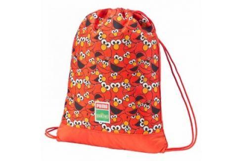 Dámská taška Puma Sesame Street Gym Sack grenadi Tašky a aktovky