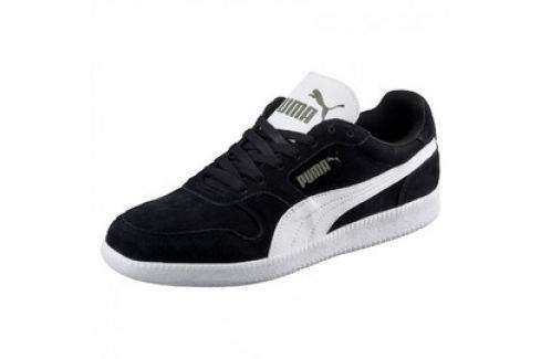 Pánské boty Puma Icra Trainer SD black-white Pánská obuv