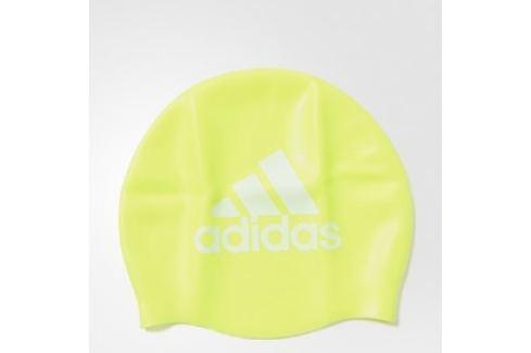 Dámské čepice adidas SIL GRAPHIC CAP Plavecké čepice