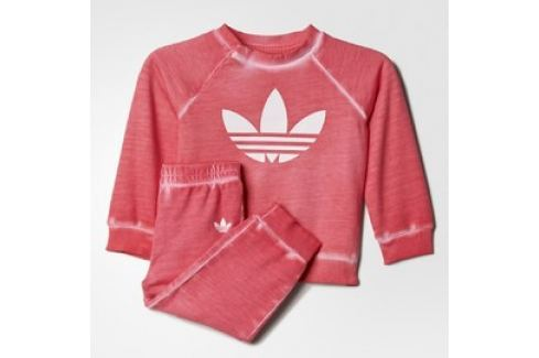 Adidas Originals I TERY CREW SET Komplety, soupravy
