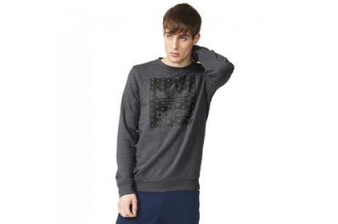 Adidas Originals BB REFLEX CREW Pánské mikiny