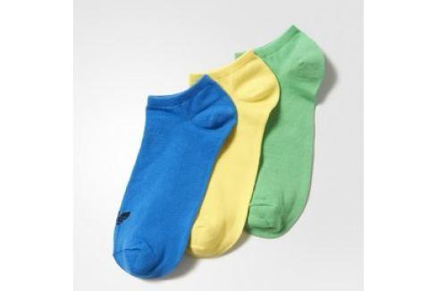 Pánské Ponožky adidas Performance TREFOIL LINER Pánské ponožky