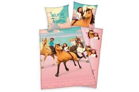 Herding Herding povlečení Spirit Riding Free 140x200/70x90cm Ložní povlečení