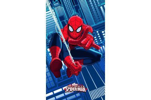 CTI Osuška Spiderman JUMP 70x120cm Ručníky