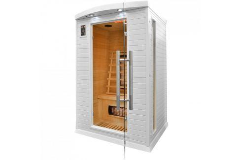 Infračervená sauna GH7552 bílá INFRASAUNY