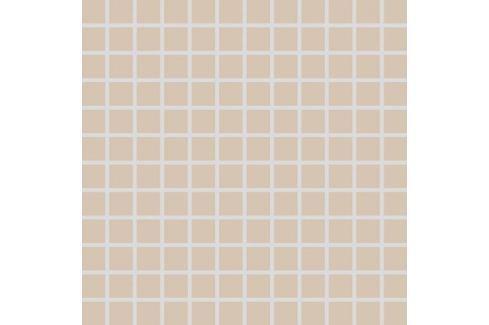 Mozaika Rako Color Two béžová 30x30 cm, mat GDM02108.1 Obklady a dlažby