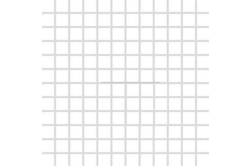 Mozaika Rako Color Two bílá 30x30 cm, lesk GDM02052.1 Obklady a dlažby
