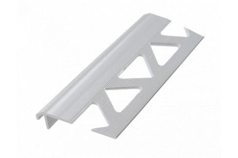 Distanční profil PVC k balk. liště 250cm LBKDP250 Ukončovací a přechodové lišty