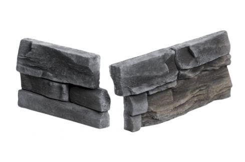 Roh Incana Hudson volcano 10x8,5x25,5, 10x14x20,5 cm RHUDSONVO Obklady a dlažby