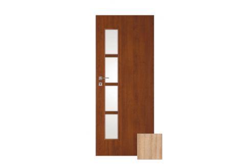 Interiérové dveře Deca 80 cm, pravé, otočné DECA30J80P Dveře