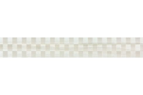 Listela Rako Charme světle šedá 9x60 cm, pololesk WLASP038.1 Obklady a dlažby